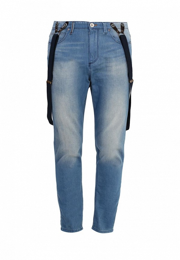 Зауженные джинсы Benetton (Бенеттон) 4S6ST72N8: изображение 1