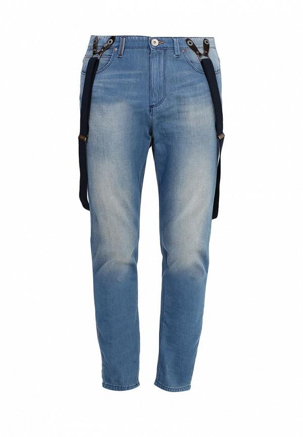 Зауженные джинсы United Colors of Benetton (Юнайтед Колорс оф Бенеттон) 4S6ST72N8