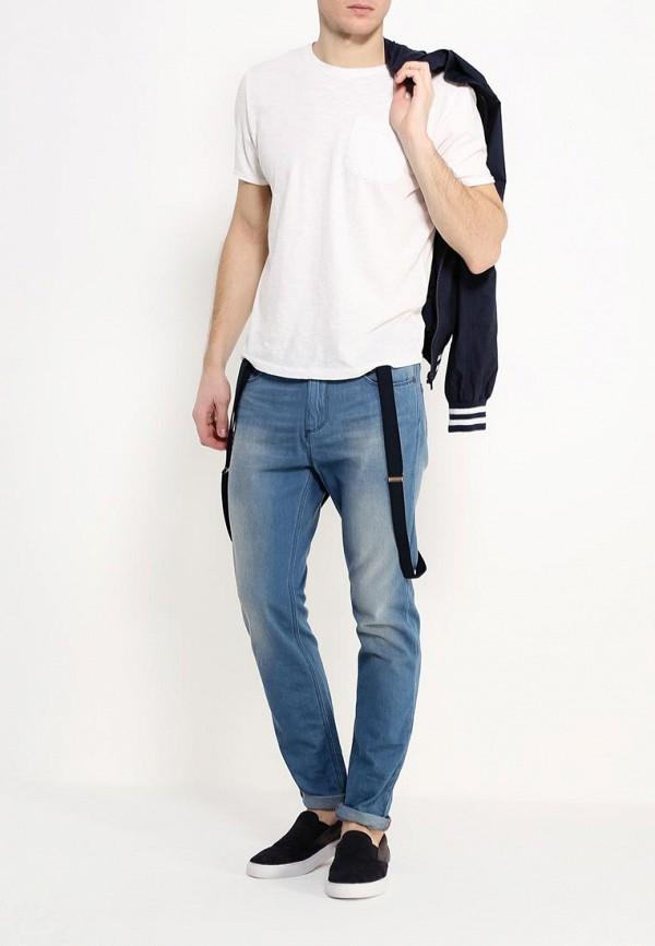 Зауженные джинсы Benetton (Бенеттон) 4S6ST72N8: изображение 2