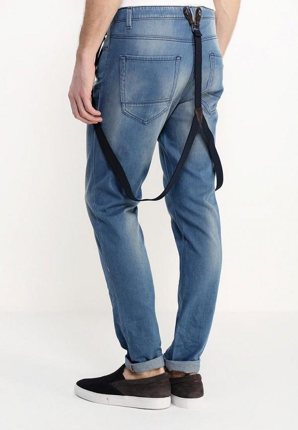 Зауженные джинсы Benetton (Бенеттон) 4S6ST72N8: изображение 4