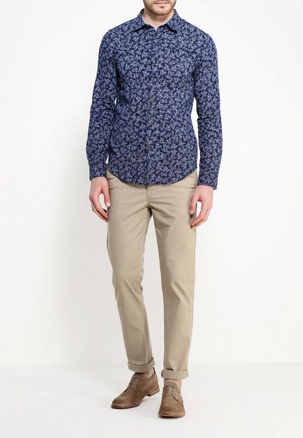 Рубашка с длинным рукавом Benetton (Бенеттон) 5TH95Q9X8: изображение 2