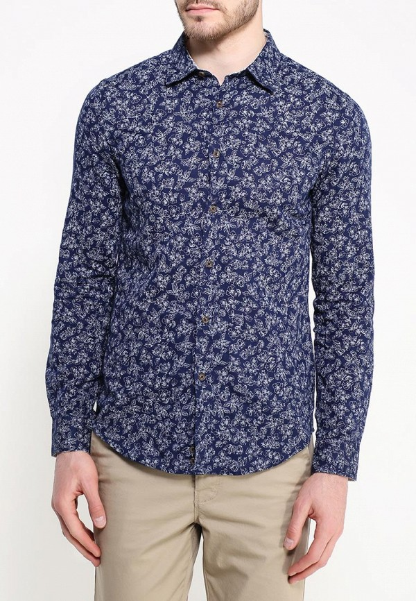 Рубашка с длинным рукавом Benetton (Бенеттон) 5TH95Q9X8: изображение 3