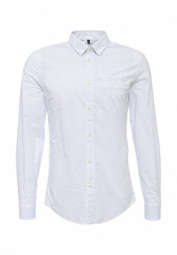 Рубашка с длинным рукавом Benetton (Бенеттон) 5TI05Q4A8: изображение 1