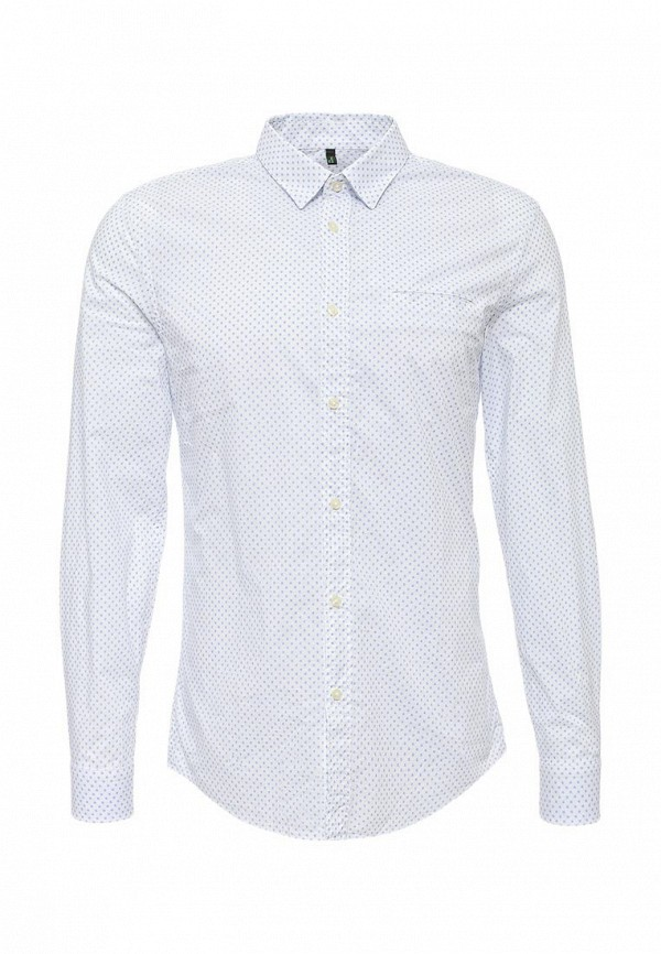 Рубашка с длинным рукавом United Colors of Benetton (Юнайтед Колорс оф Бенеттон) 5TI05Q4A8