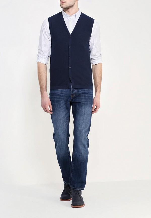 Рубашка с длинным рукавом Benetton (Бенеттон) 5TI05Q4A8: изображение 2