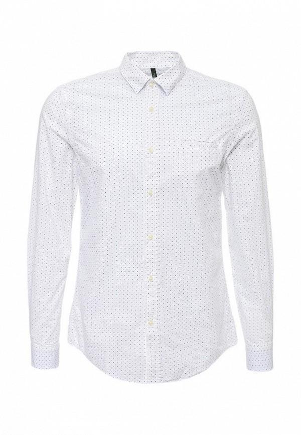 Рубашка с длинным рукавом Benetton (Бенеттон) 5TI05Q4A8: изображение 5