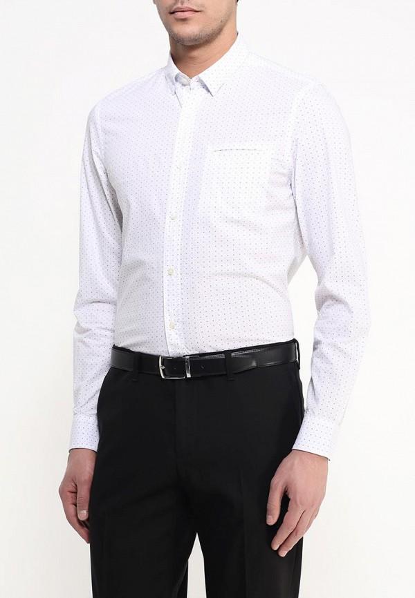Рубашка с длинным рукавом Benetton (Бенеттон) 5TI05Q4A8: изображение 7