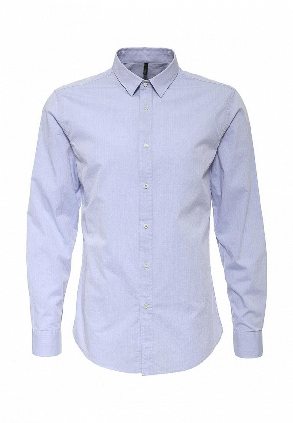 Рубашка с длинным рукавом Benetton (Бенеттон) 5TL35QAC8: изображение 1