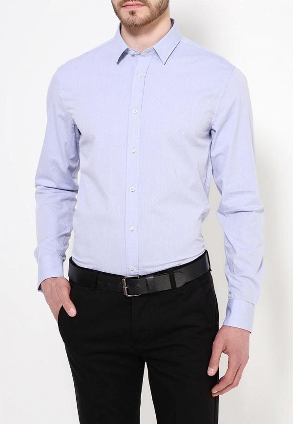Рубашка с длинным рукавом Benetton (Бенеттон) 5TL35QAC8: изображение 3