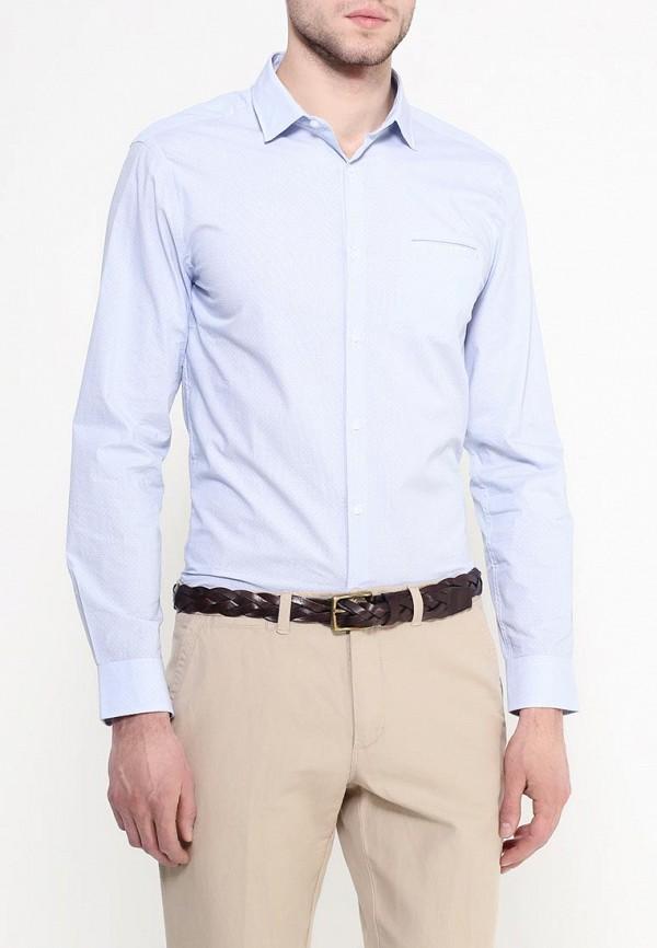 Рубашка с длинным рукавом Benetton (Бенеттон) 5TL95QAD8: изображение 3
