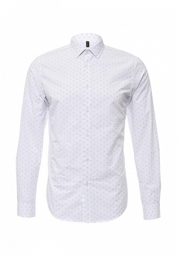 Рубашка с длинным рукавом Benetton (Бенеттон) 5TM15Q8R8: изображение 1