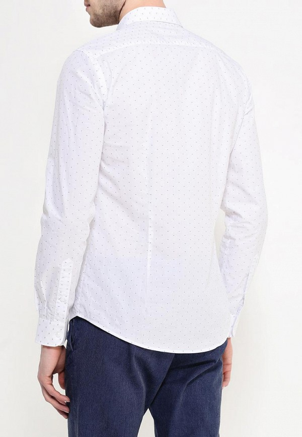 Рубашка с длинным рукавом Benetton (Бенеттон) 5TM15Q8R8: изображение 4