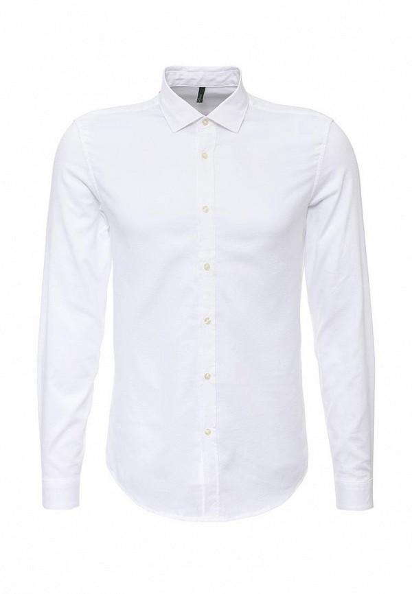 Рубашка с длинным рукавом Benetton (Бенеттон) 5TM25Q7V8: изображение 1