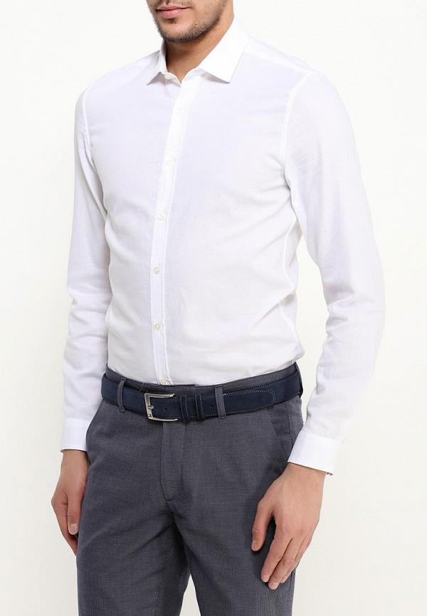 Рубашка с длинным рукавом Benetton (Бенеттон) 5TM25Q7V8: изображение 3
