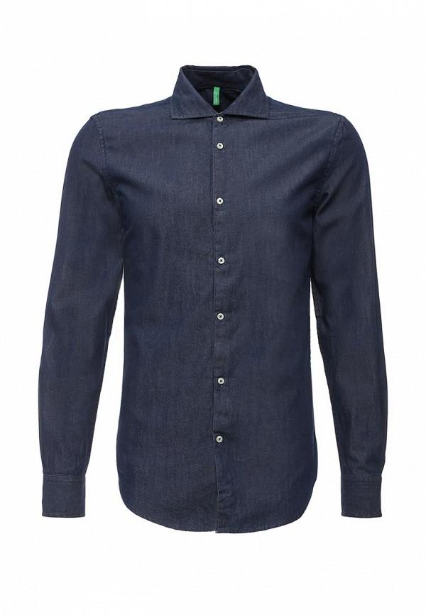 Рубашка с длинным рукавом Benetton (Бенеттон) 5LF55Q9W8: изображение 1