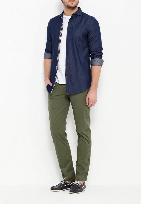 Рубашка с длинным рукавом Benetton (Бенеттон) 5LF55Q9W8: изображение 2