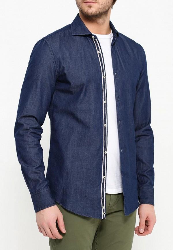 Рубашка с длинным рукавом Benetton (Бенеттон) 5LF55Q9W8: изображение 3