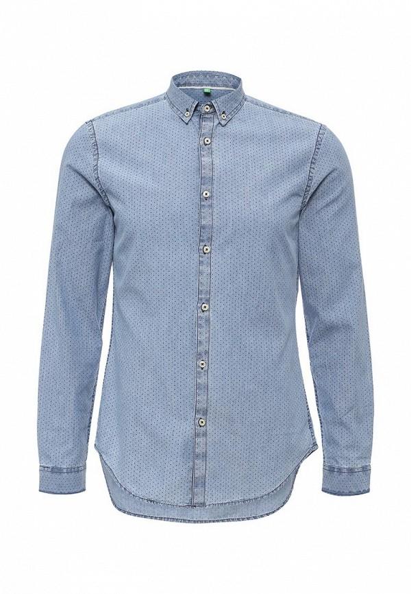 Рубашка с длинным рукавом United Colors of Benetton (Юнайтед Колорс оф Бенеттон) 5RY45QA48