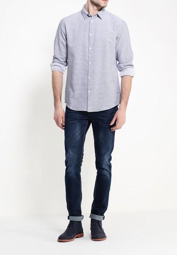 Рубашка с длинным рукавом Benetton (Бенеттон) 5TL45QAB8: изображение 2