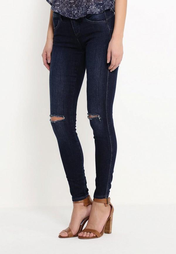 Зауженные джинсы Benetton (Бенеттон) 4S7NT7343: изображение 3