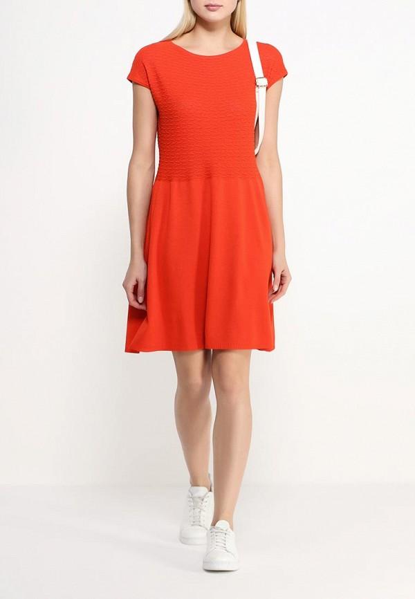 Вязаное платье Benetton (Бенеттон) 1056V1680: изображение 2