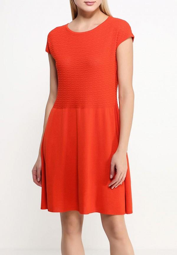 Вязаное платье Benetton (Бенеттон) 1056V1680: изображение 3