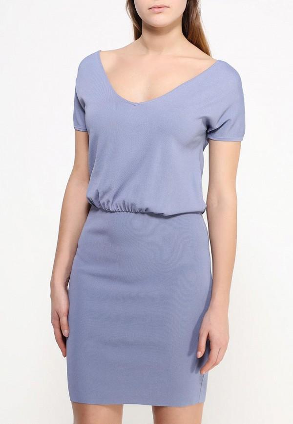Платье-миди Benetton (Бенеттон) 14ENV4206: изображение 3