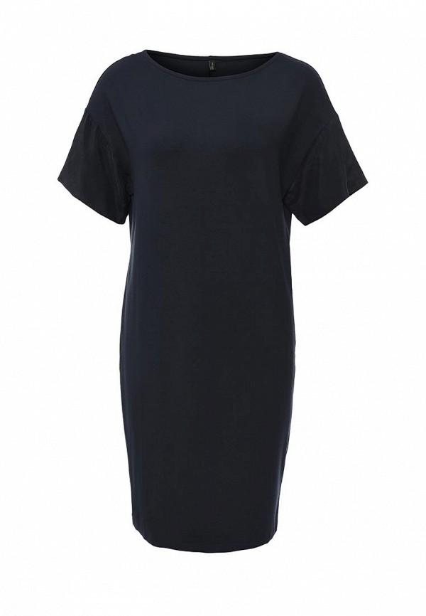 Платье-миди United Colors of Benetton (Юнайтед Колорс оф Бенеттон) 3F3FV1969