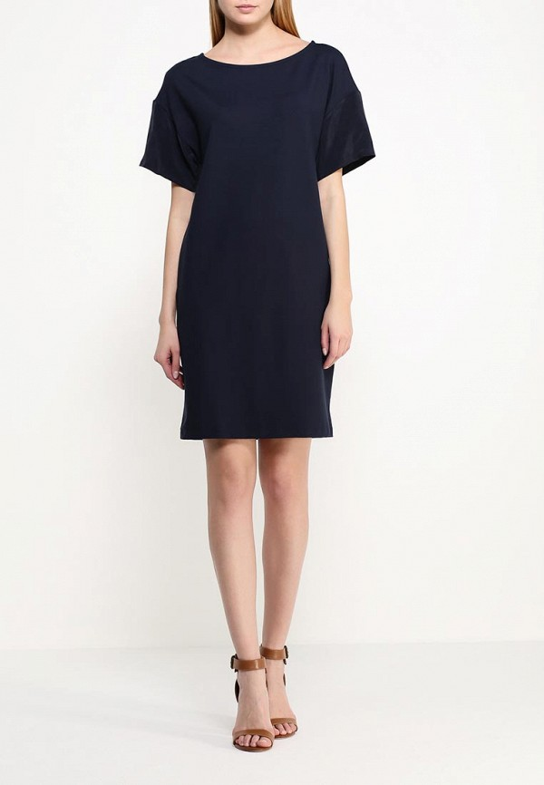 Платье-миди Benetton (Бенеттон) 3F3FV1969: изображение 2