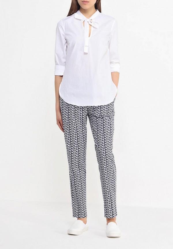 Женские зауженные брюки Benetton (Бенеттон) 4A2RL54K5: изображение 2