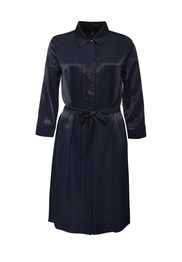 Платье-миди Benetton (Бенеттон) 4L6CSV2P5: изображение 1