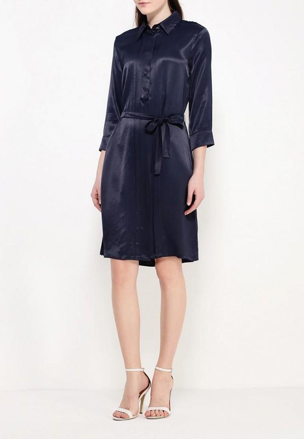 Платье-миди Benetton (Бенеттон) 4L6CSV2P5: изображение 3