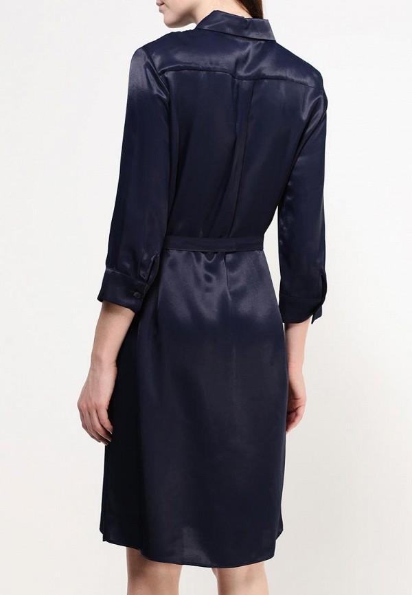 Платье-миди Benetton (Бенеттон) 4L6CSV2P5: изображение 5