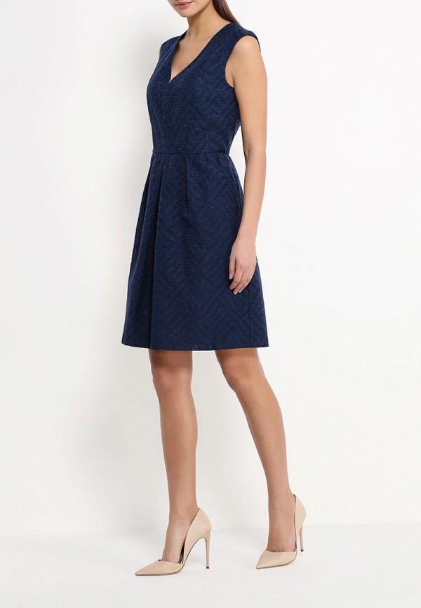 Платье-миди Benetton (Бенеттон) 4S7QSV2Q4: изображение 2