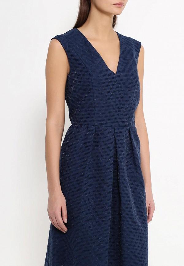 Платье-миди Benetton (Бенеттон) 4S7QSV2Q4: изображение 3