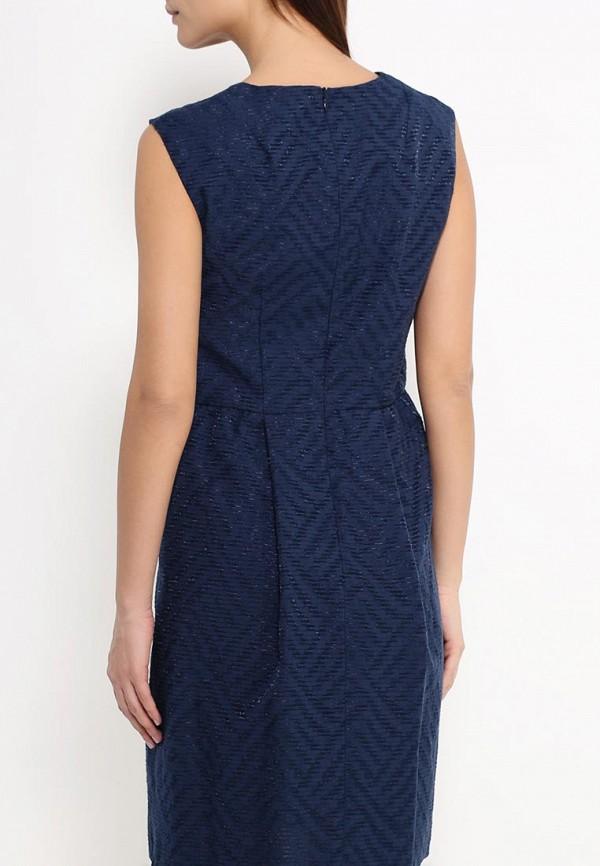 Платье-миди Benetton (Бенеттон) 4S7QSV2Q4: изображение 4