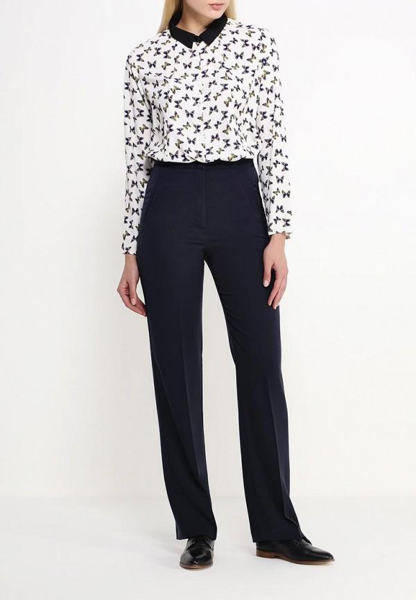 Женские широкие и расклешенные брюки Benetton (Бенеттон) 4TN4551O3: изображение 2