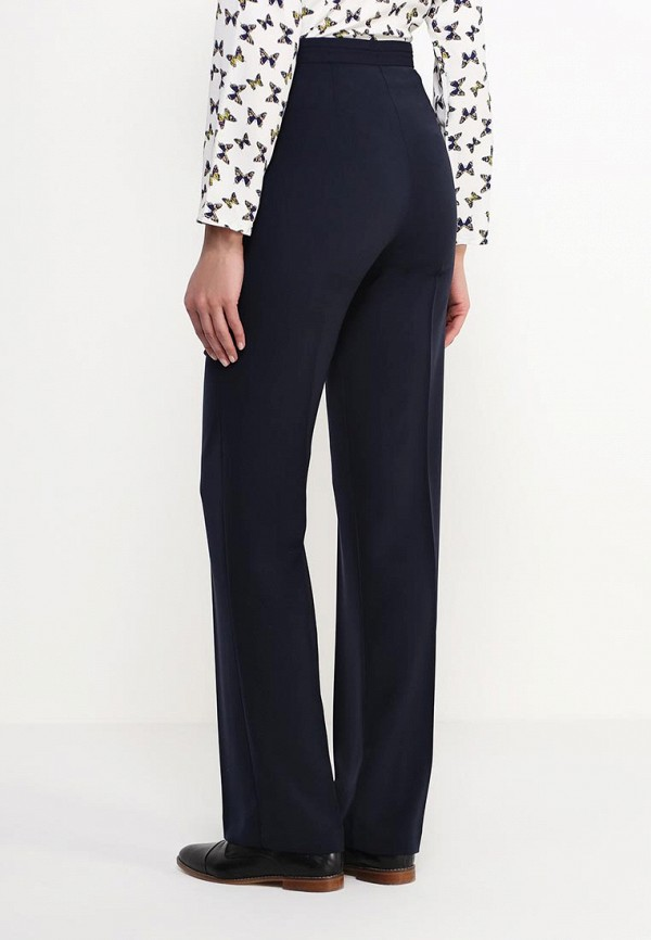Женские широкие и расклешенные брюки Benetton (Бенеттон) 4TN4551O3: изображение 4