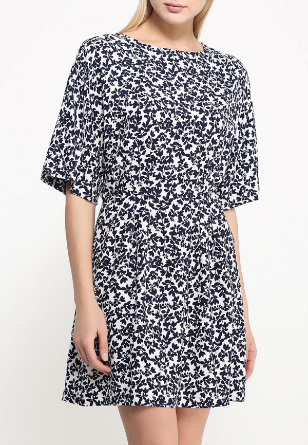 Платье-миди Benetton (Бенеттон) 4A4LSV2O5: изображение 3