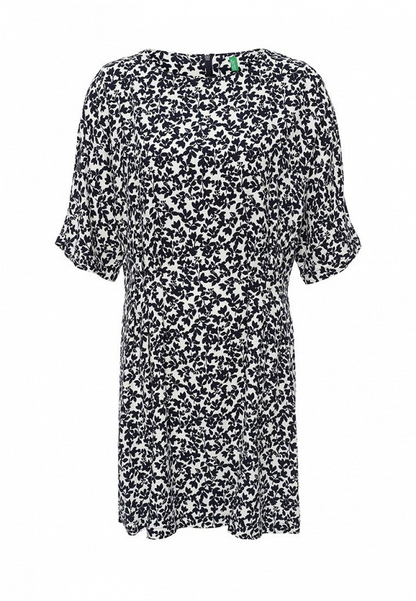 Платье-миди Benetton (Бенеттон) 4A4LSV2O5: изображение 1