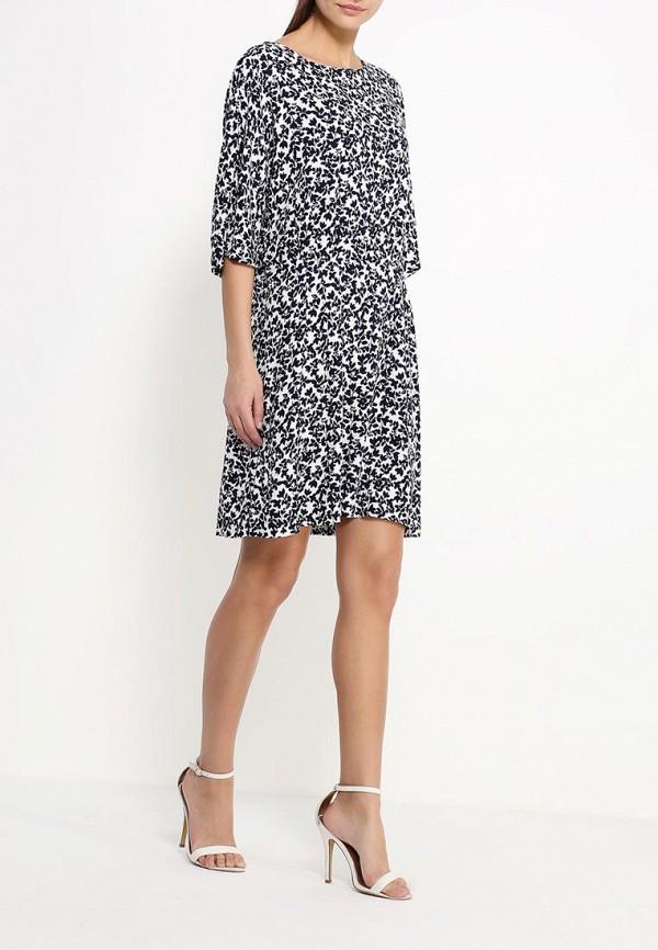 Платье-миди Benetton (Бенеттон) 4A4LSV2O5: изображение 2