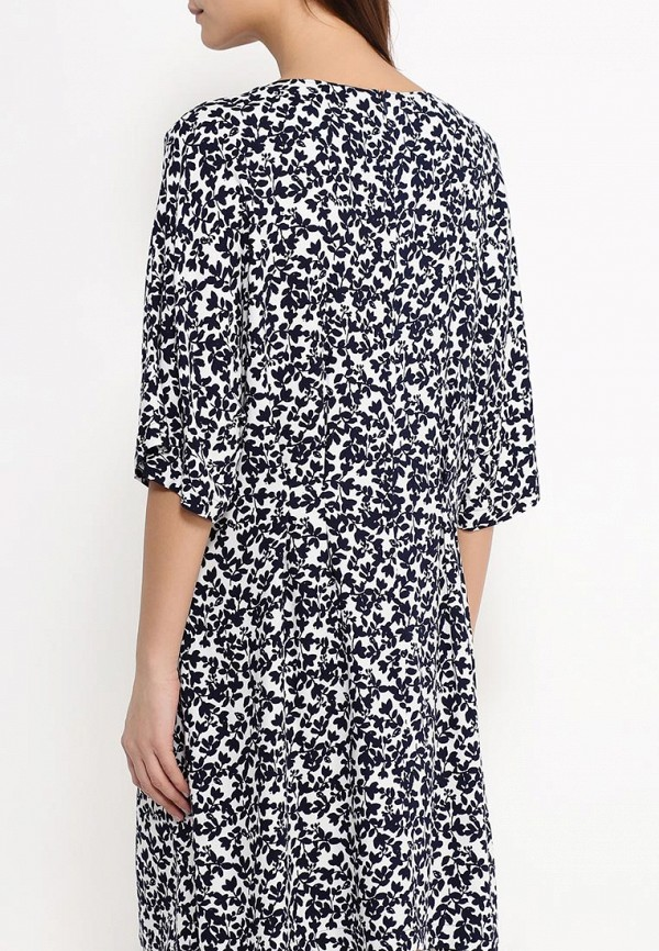 Платье-миди Benetton (Бенеттон) 4A4LSV2O5: изображение 4