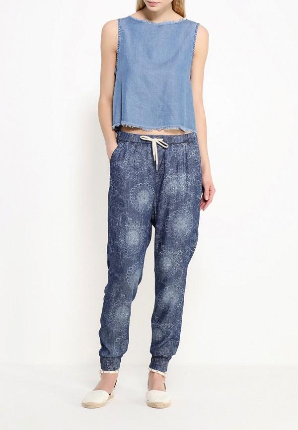 Женские повседневные брюки Benetton (Бенеттон) 4S5N253R5: изображение 2