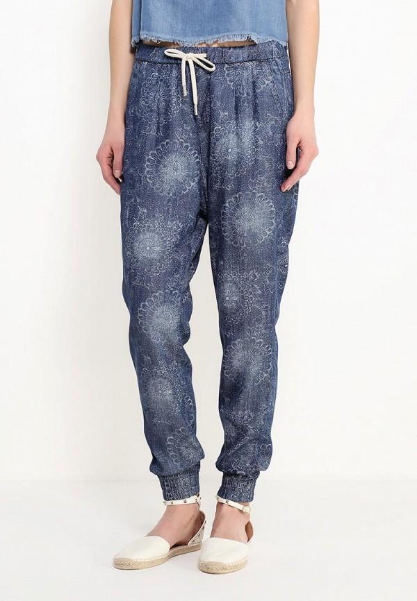 Женские повседневные брюки Benetton (Бенеттон) 4S5N253R5: изображение 3