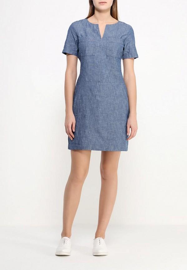 Платье-миди Benetton (Бенеттон) 4TV0LV6O3: изображение 2