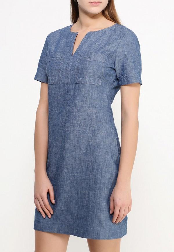 Платье-миди Benetton (Бенеттон) 4TV0LV6O3: изображение 3