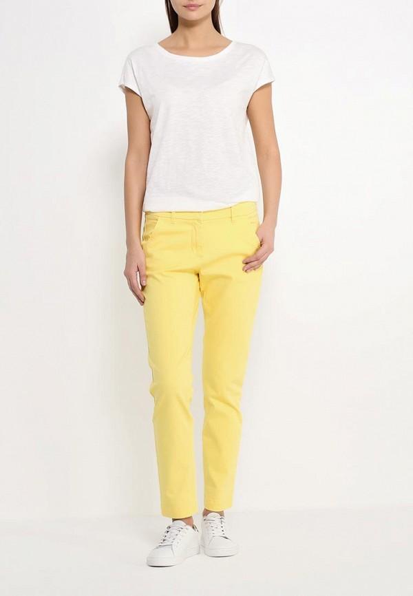 Женские зауженные брюки Benetton (Бенеттон) 4UC8554J4: изображение 2