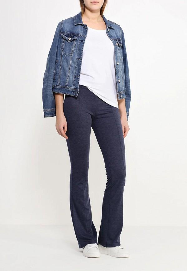 Женские широкие и расклешенные брюки Benetton (Бенеттон) 3A5AP0158: изображение 2