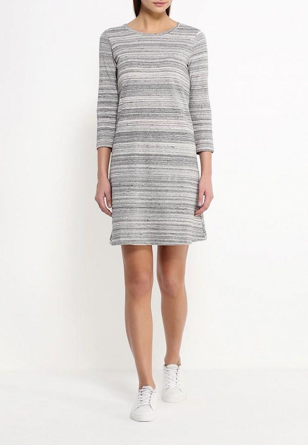 Платье-миди Benetton (Бенеттон) 3S1QV1A06: изображение 2