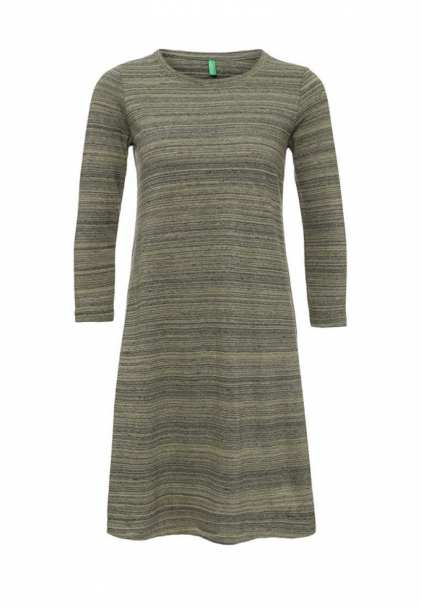 Платье-миди Benetton (Бенеттон) 3S1QV1A06: изображение 1